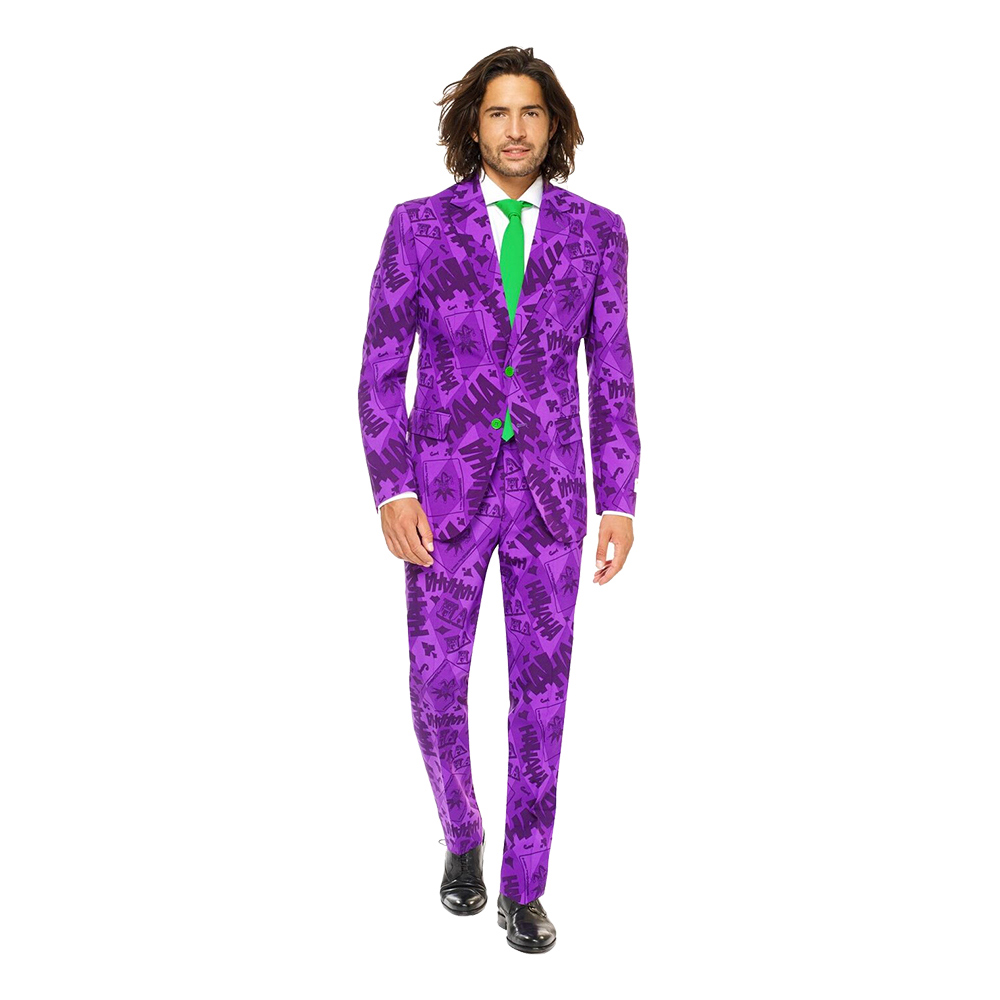 OppoSuits The Joker Kostym - 46