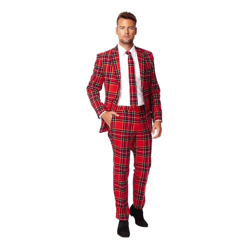 OppoSuits The Lumberjack Kostym - 50