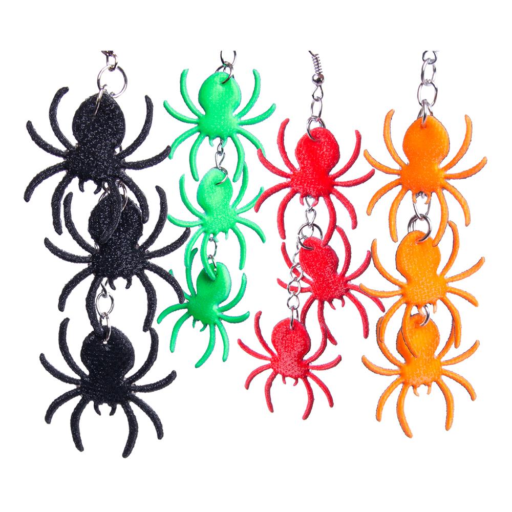 Örhängen Spindlar