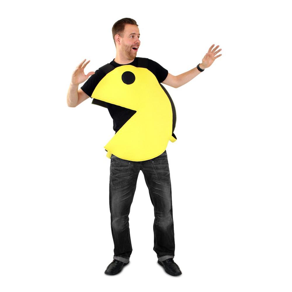 Pac-Man Budget Maskeraddräkt - One size