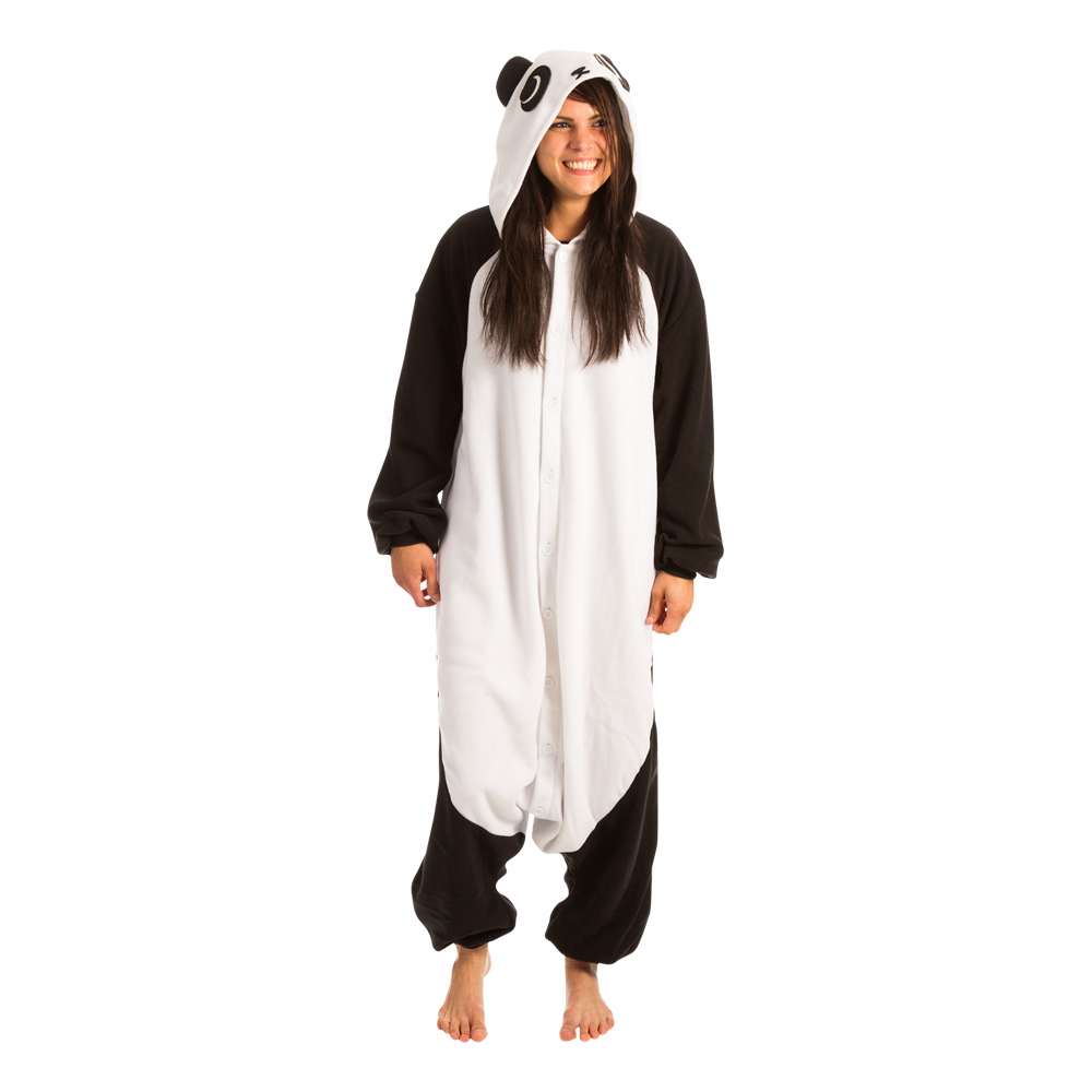 Panda Kigurumi - Medium