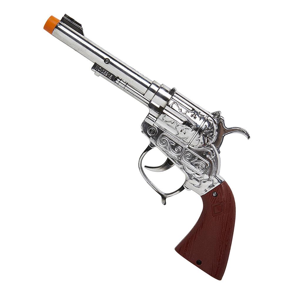 Pangande Cowboypistol med Ljud