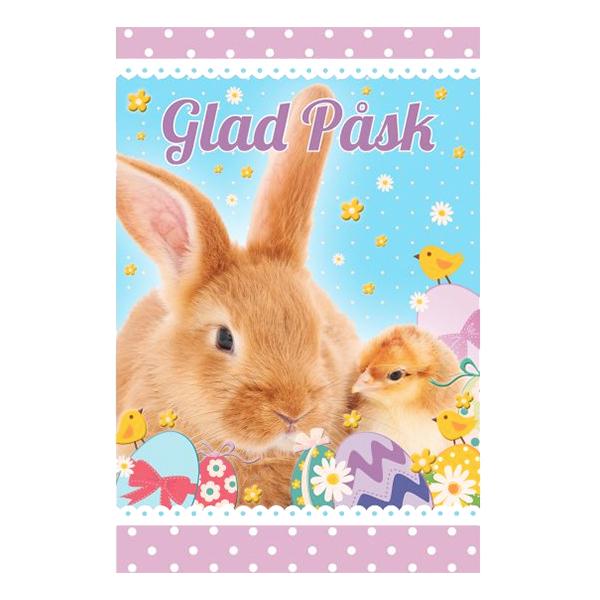 Kanin-produkter - Påskkort Glad Påsk Kanin
