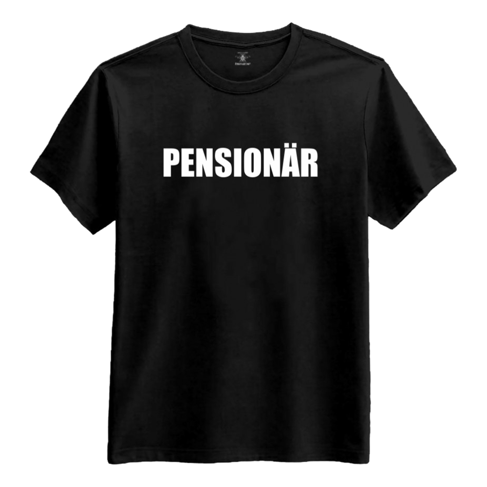 Pensionär T-shirt - Small