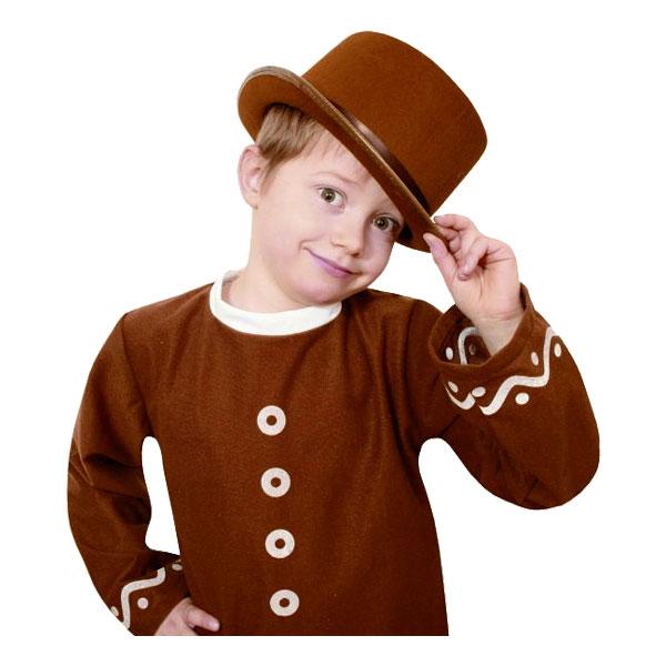 Pepparkakshatt för Barn - One size