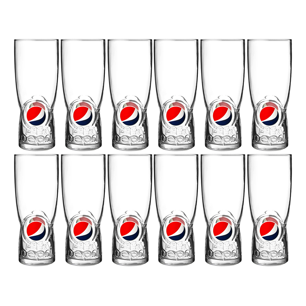 Pepsi Glas - 12-pack