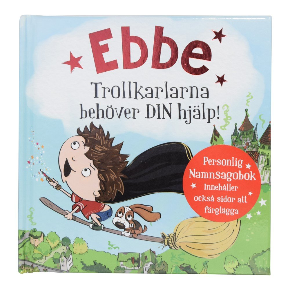 Personlig Sagobok - Ebbe