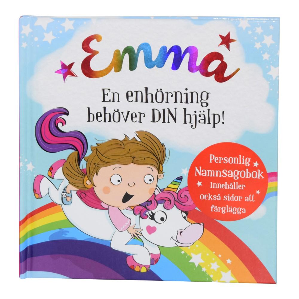 Personlig Sagobok - Emma