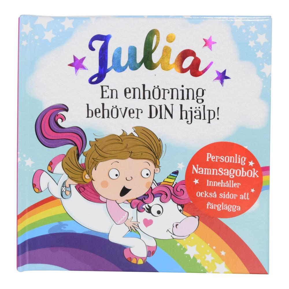 Personlig Sagobok - Julia