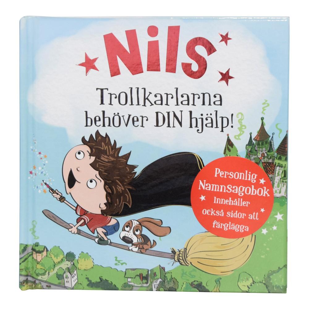 Personlig Sagobok - Nils