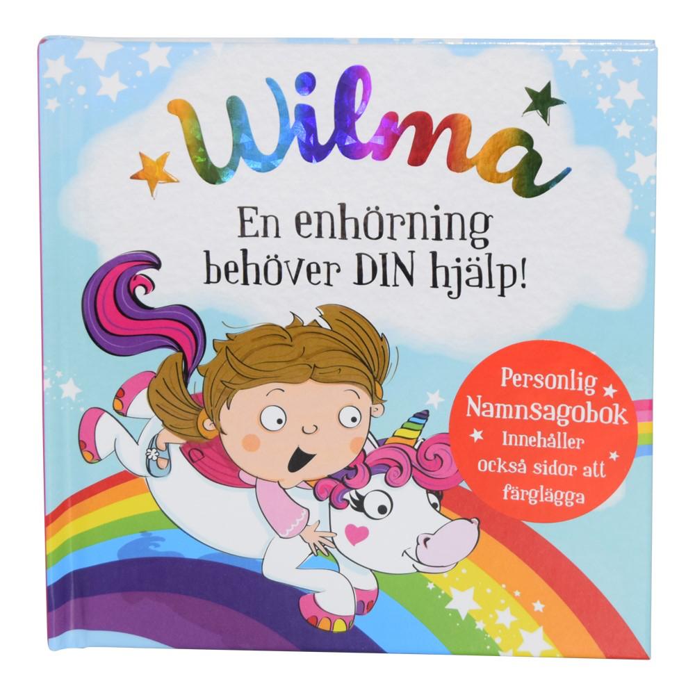 Personlig Sagobok - Wilma