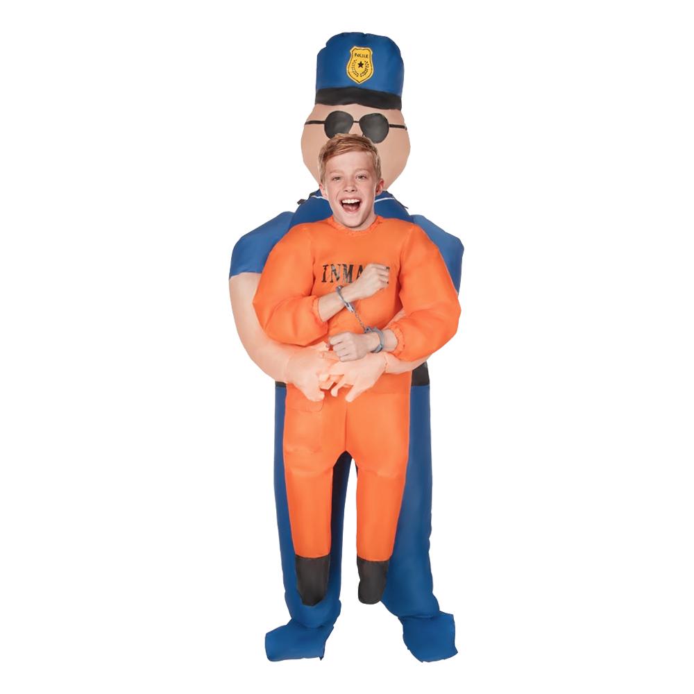 Pick Me Up Polis Barn Maskeraddräkt - One size