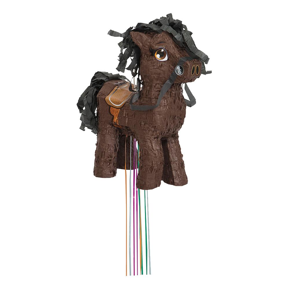 Pinata Häst Brun