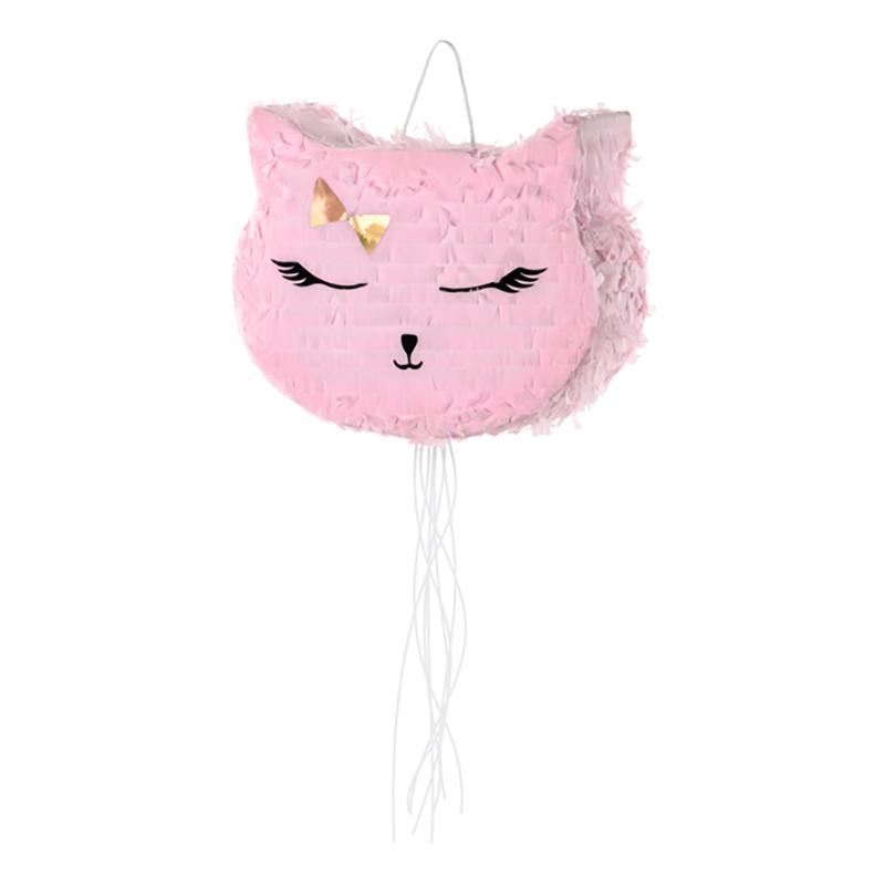 Pinata Katt Rosa