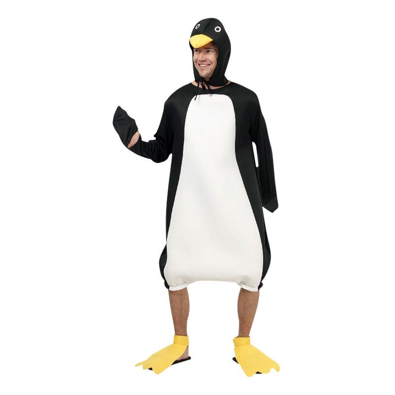 Pingvin Budget Maskeraddräkt - One size