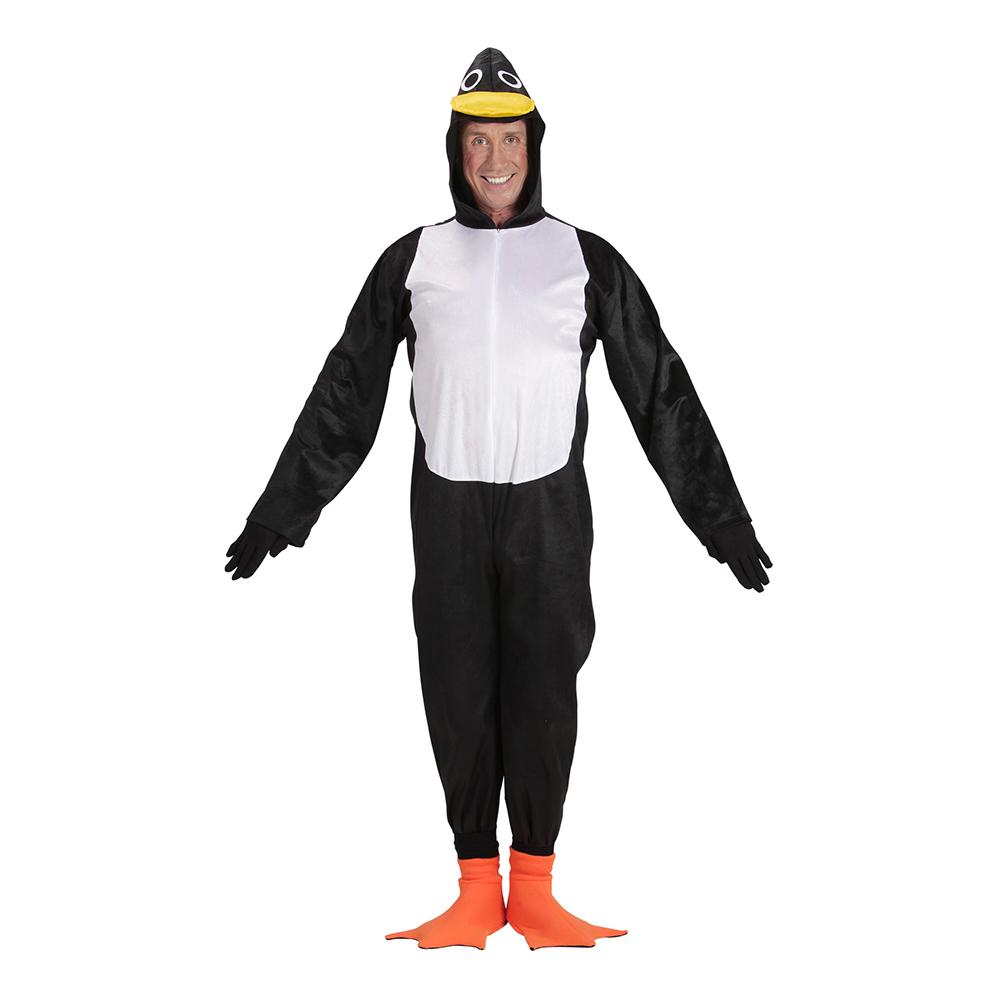 Pingvin Jumpsuit Maskeraddräkt - X-Large