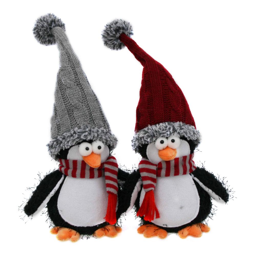 Pingvin med Tomteluva - 1-pack