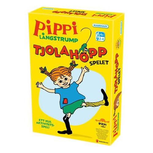 Pippi Tjolahopp-spelet