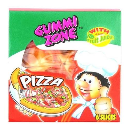 Gummi Zone Pizza Godis - 1-pack