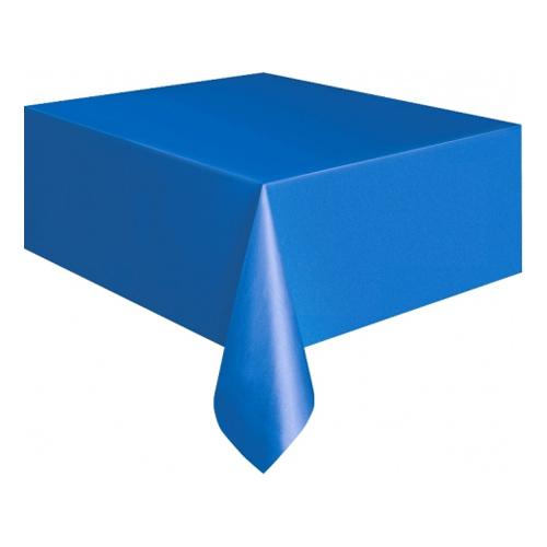 Plastduk Blå