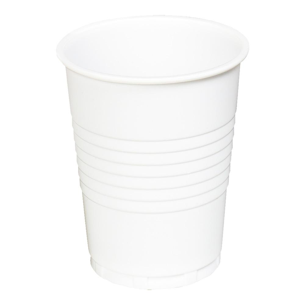 Plastmuggar Vita - 50-pack 355 ml