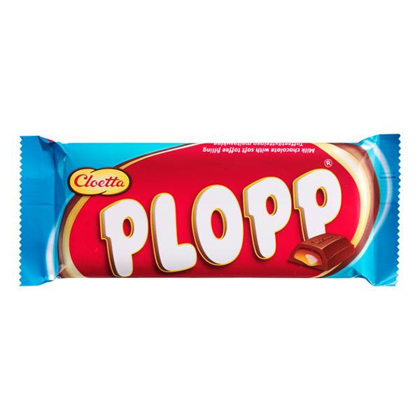 Plopp Chokladkaka - 80 gram