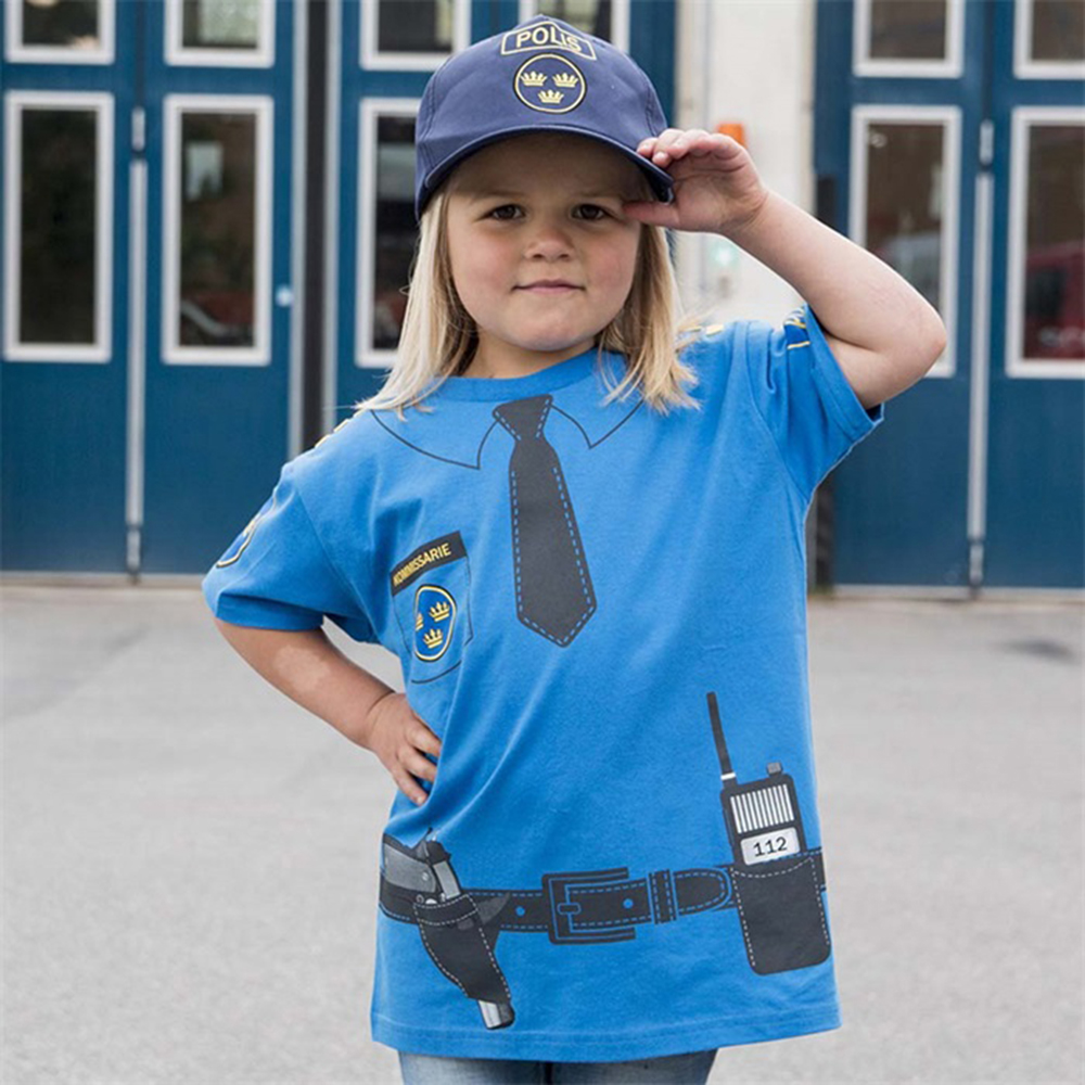Polis Barn T-shirt - Small