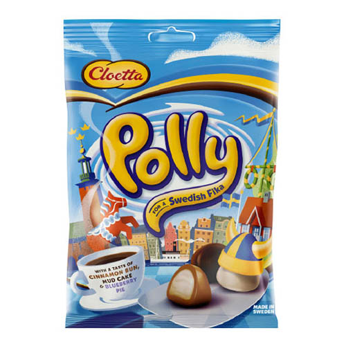 Polly Swedish Fika Påse