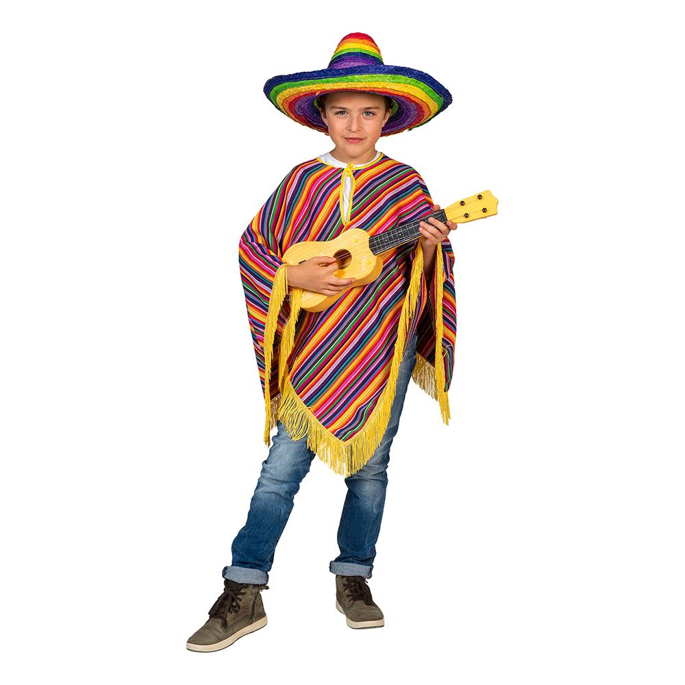 Poncho Tequila Barn - One size