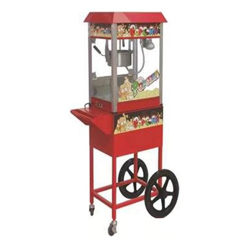 Popcornmaskin Gammaldags