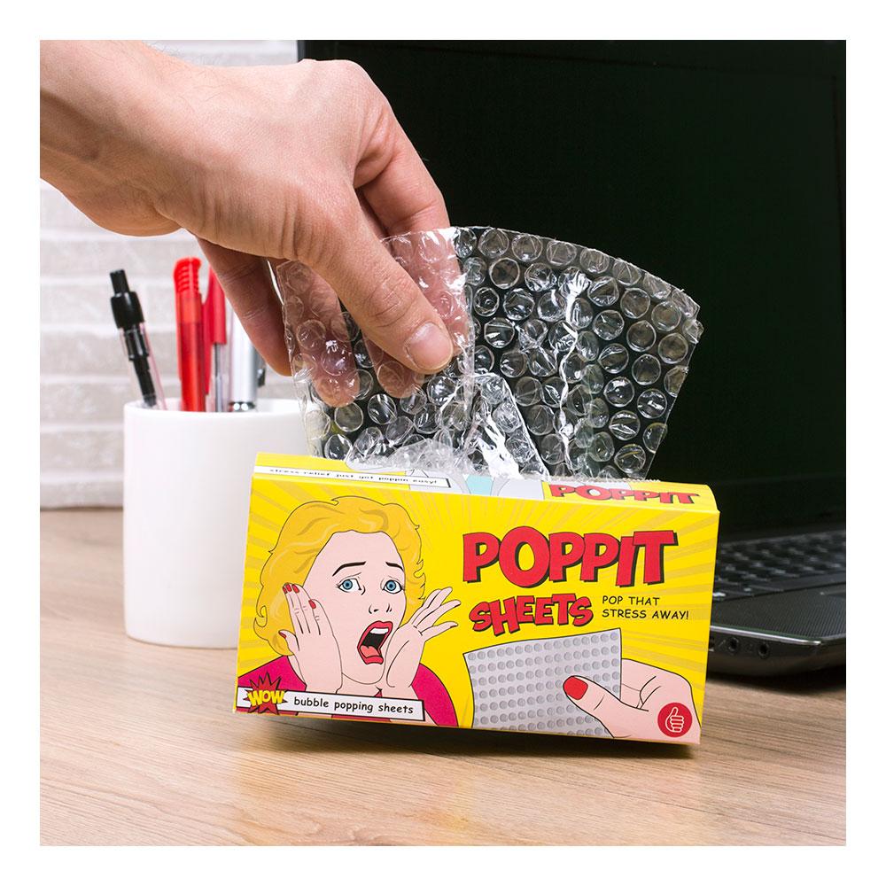 Poppit Bubbelplast