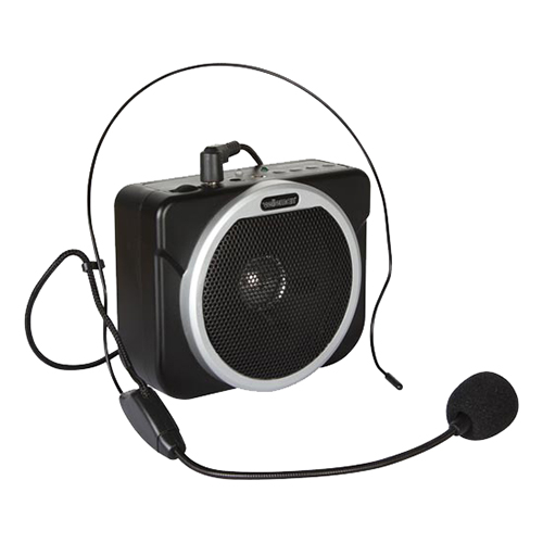 Portabelt Ljudsystem med Mic