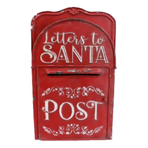 Postlåda till Nordpolen
