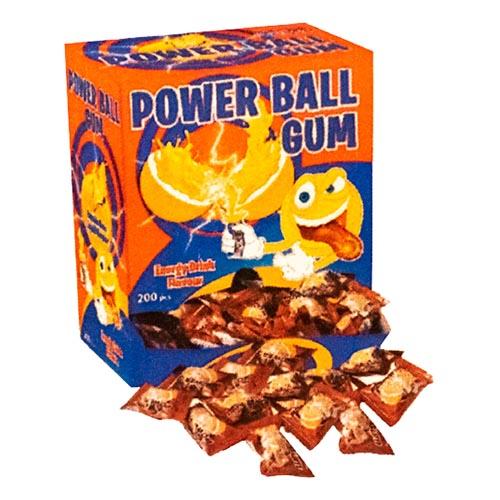 Power Ball Tuggummi Storpack - 200-pack