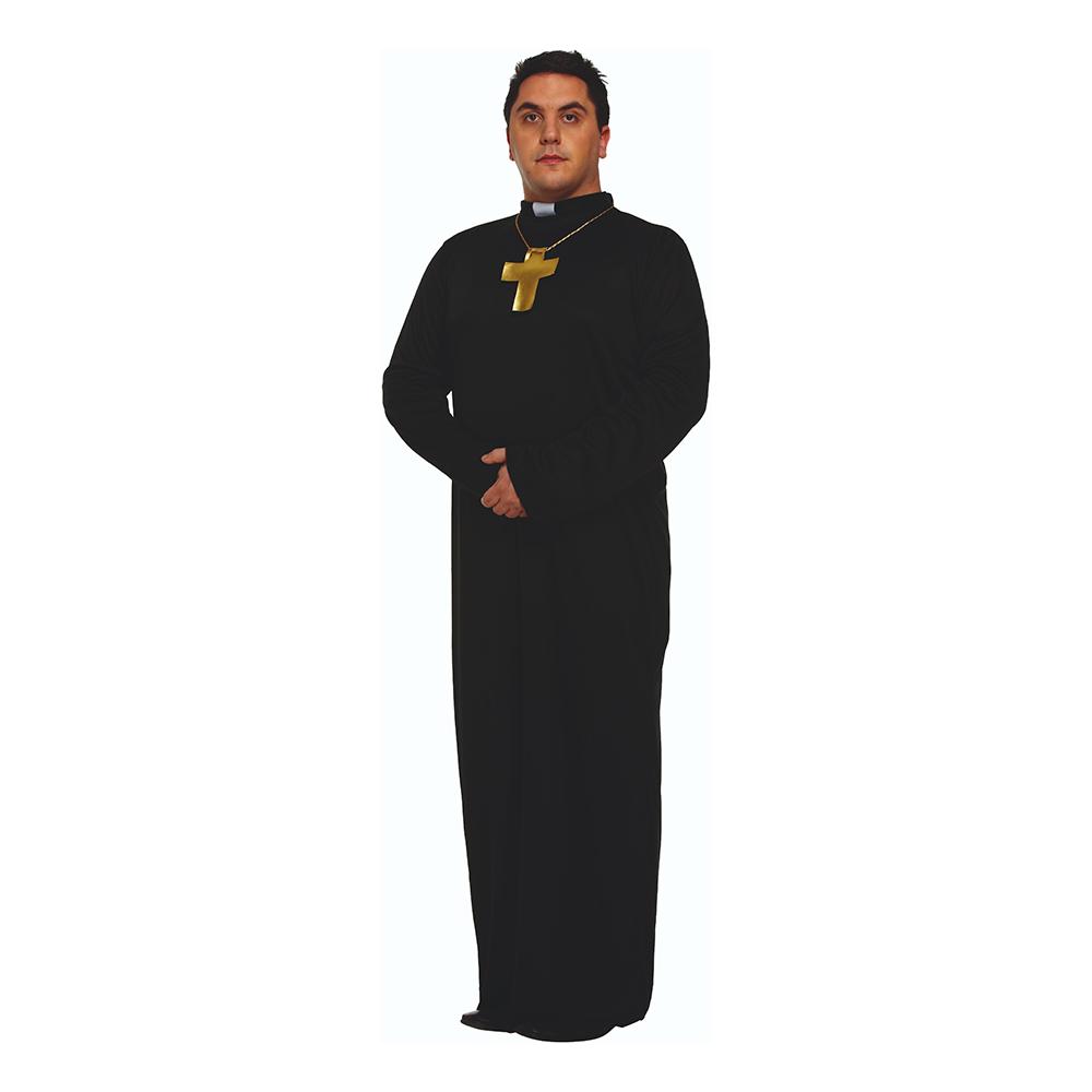Präst Maskeraddräkt - One size