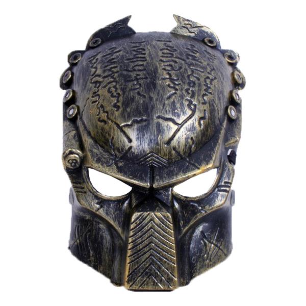 Predator Mask Guld