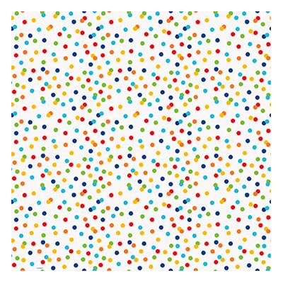 Presentpapper Polka Dot