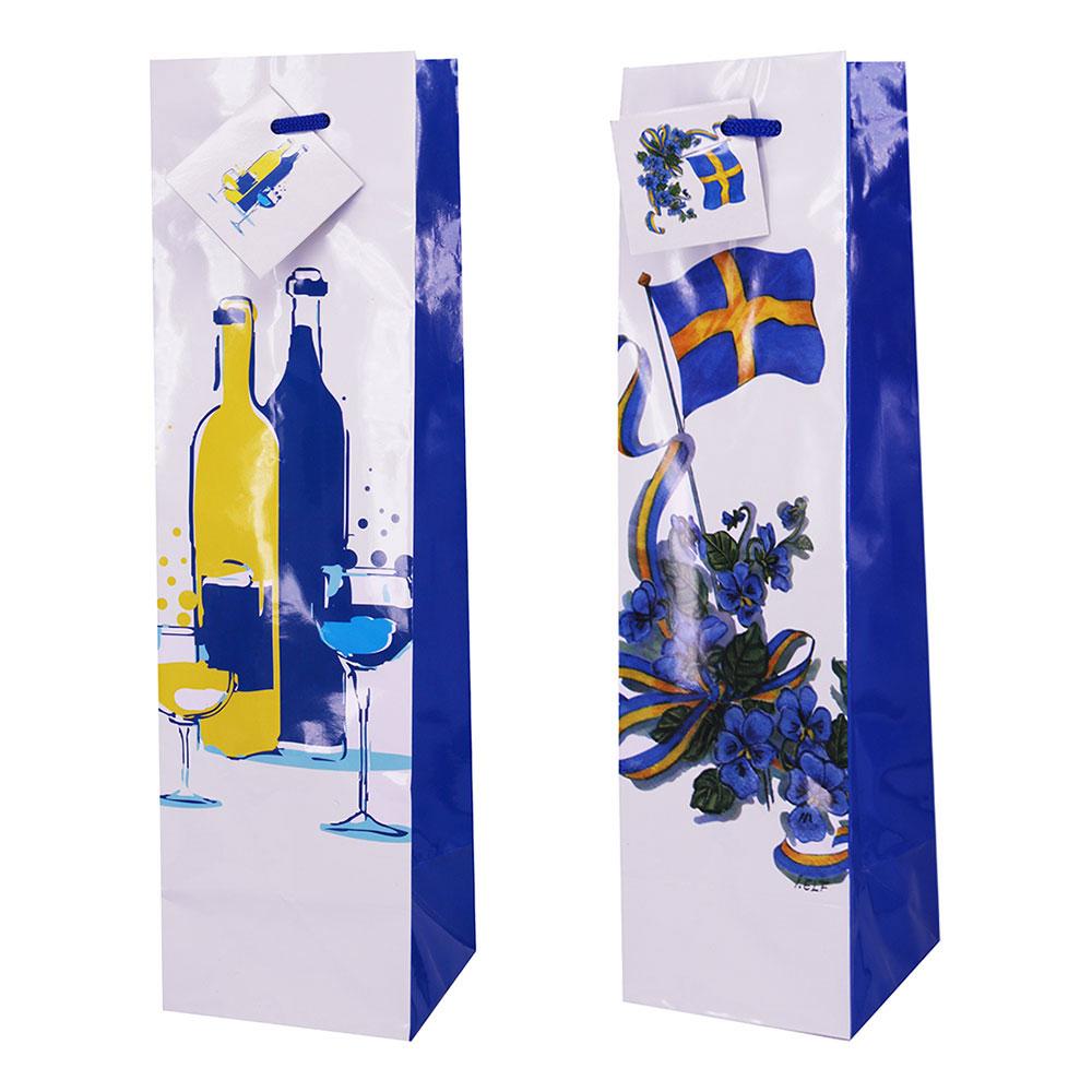 Presentpåse Flaska Sverige