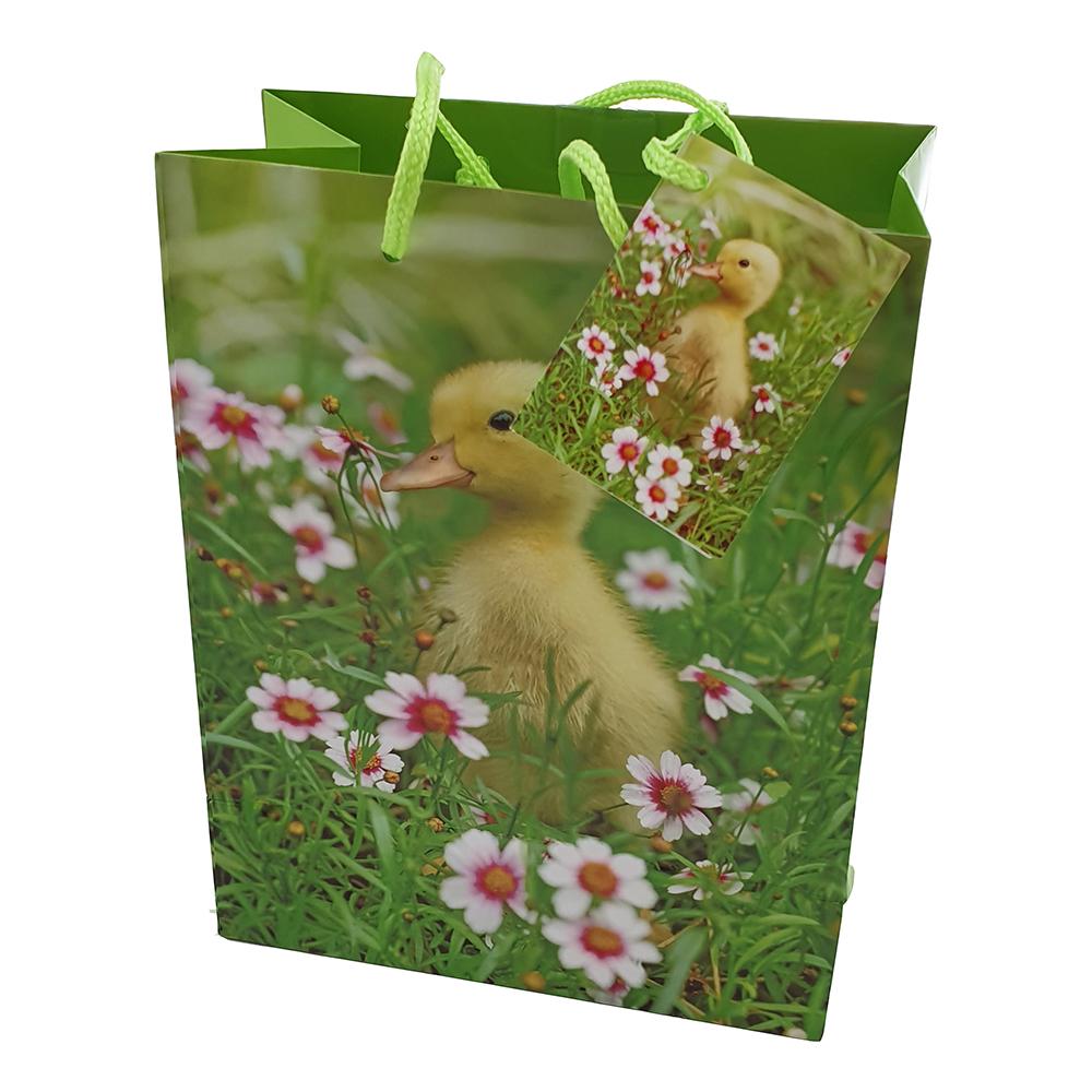 Kyckling-produkter - Presentpåse Påsk med Kyckling - Mellan