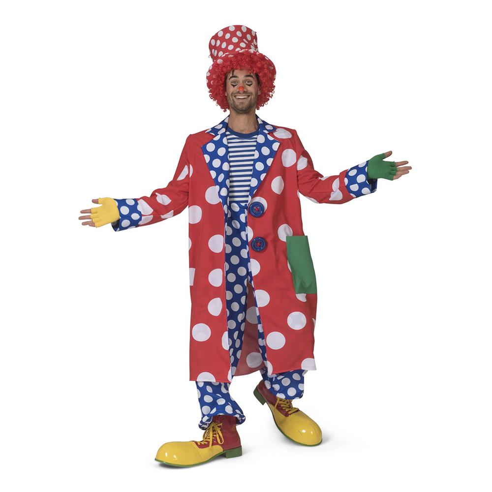 Prickig Clownjacka - Medium