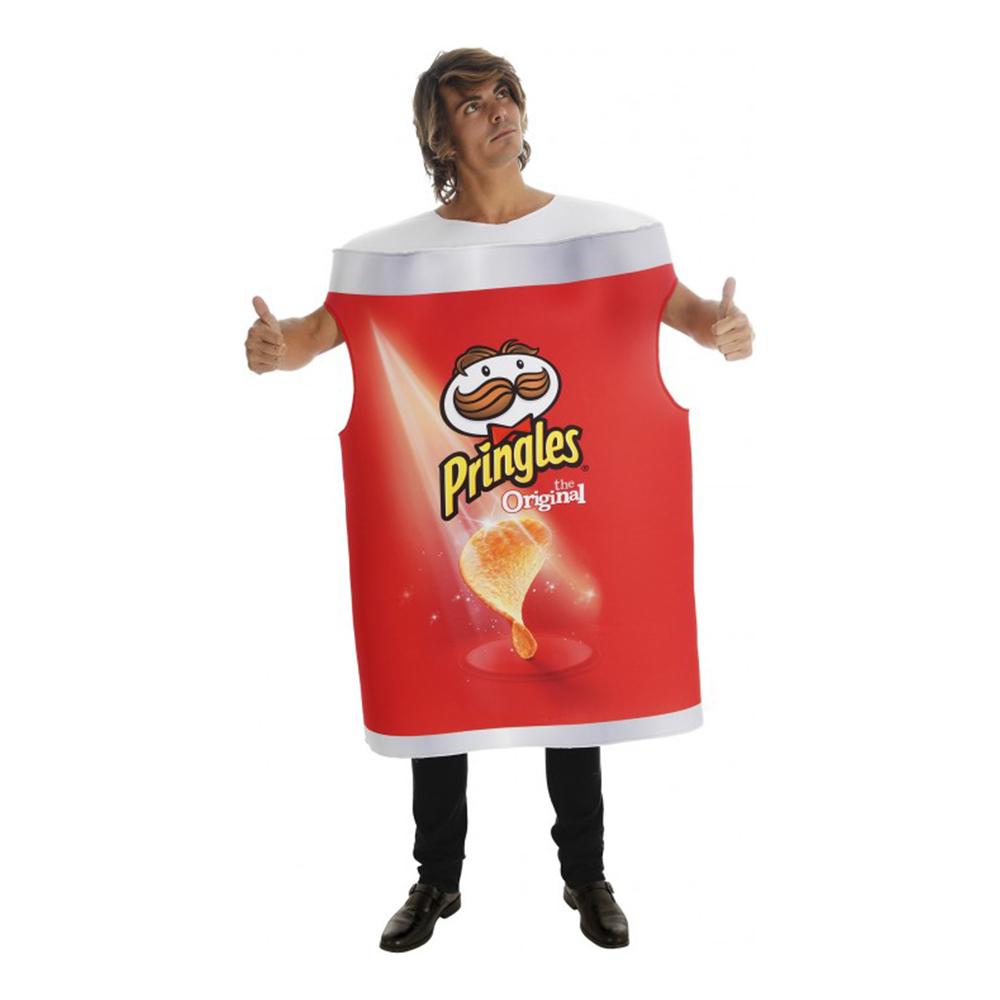 Pringles Original Maskeraddräkt - One Size