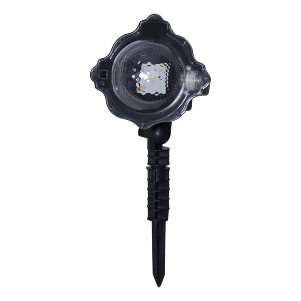 Projektorlampa LED Snöfall