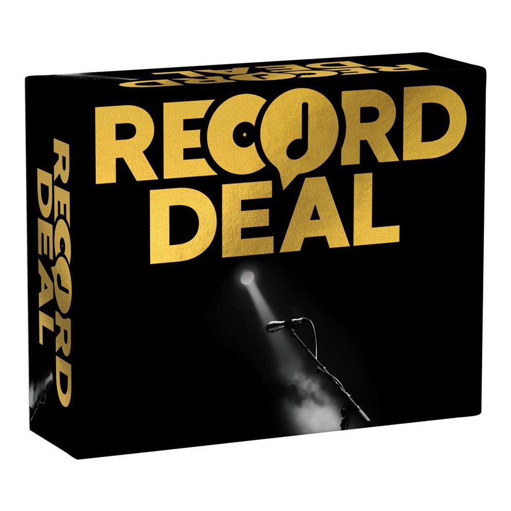 Record Deal Spel