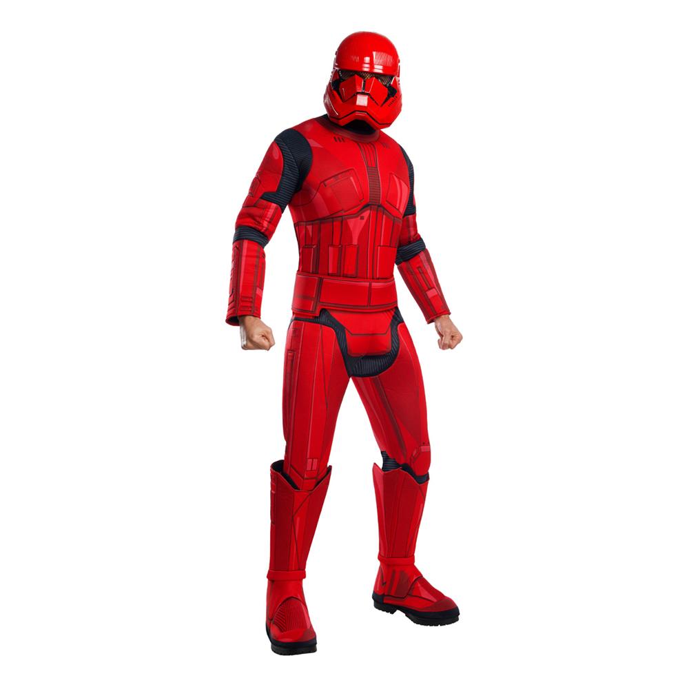 Sith Trooper Deluxe Maskeraddräkt - Standard
