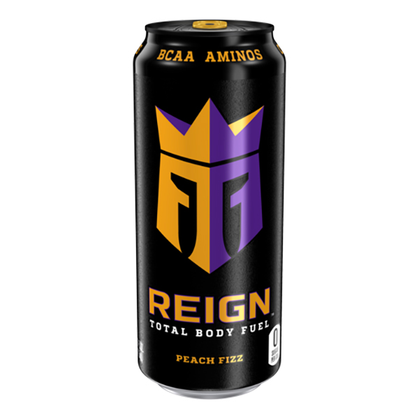 Reign Peach Fizz Energidryck - 1-pack