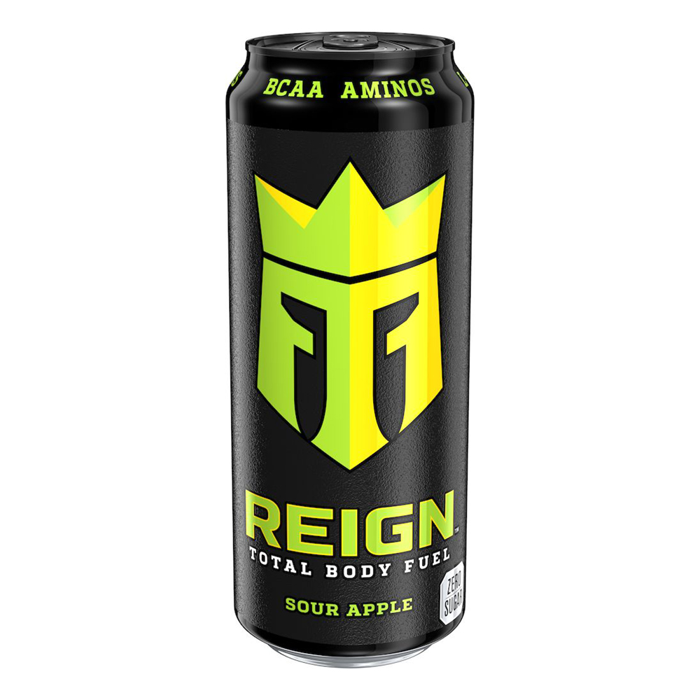 Reign Sour Apple Energidryck - 50 cl