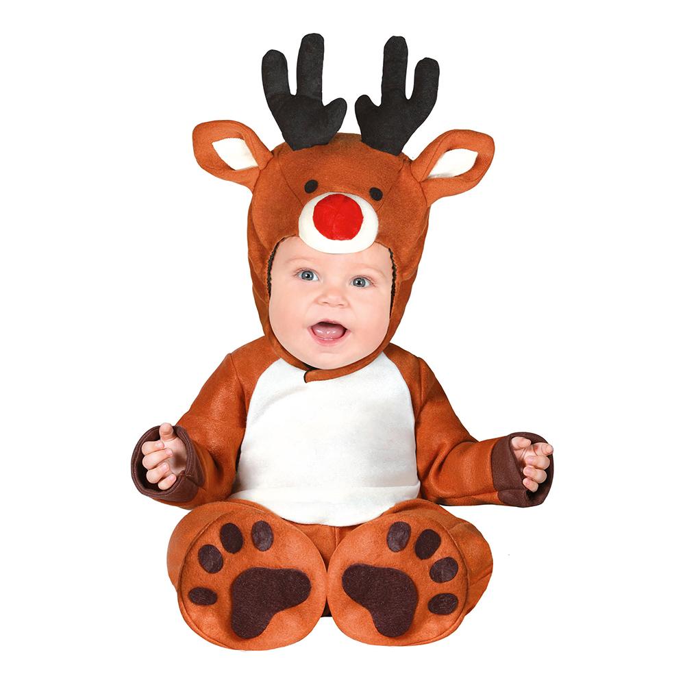 Ren Bebis Maskeraddräkt - 6-12 månader