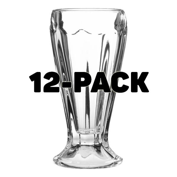 Retro Läskglas - 12-pack