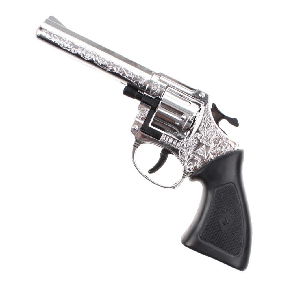 Revolver Knallpulver 8-skotts