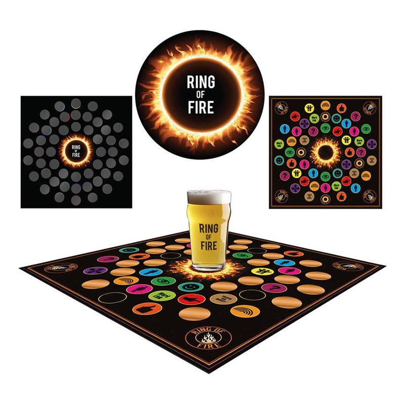 Ring of Fire Sällskapsspel